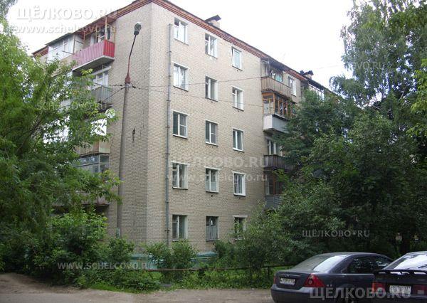 Фото г. Щелково, ул. Комарова, дом 16/2 - Щелково.ru