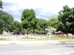 Щелково, улица Комарова, Детский городок