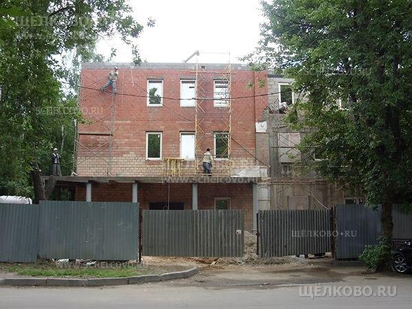 Фото администрация города Щелково (реконструкция здания по ул. Советская, д. 48) - Щелково.ru