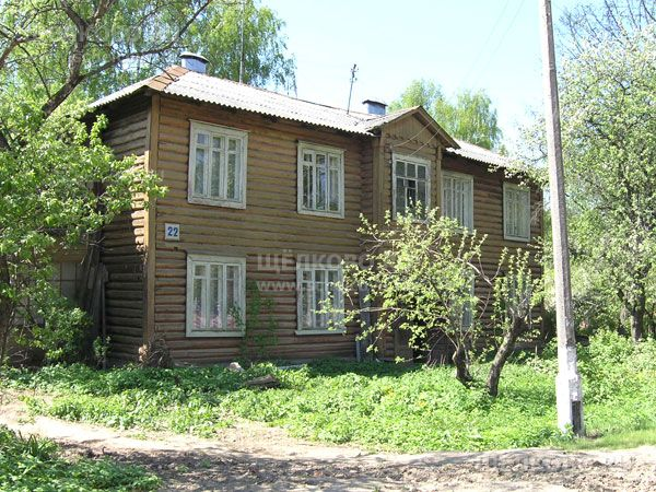 Фото г. Щелково, ул. Центральная, дом 22 - Щелково.ru