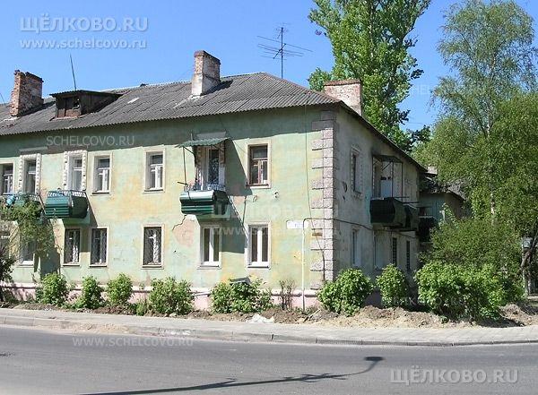 Фото г. Щелково, ул. Центральная, дом 32 (на пересечении с ул.Иванова) - Щелково.ru