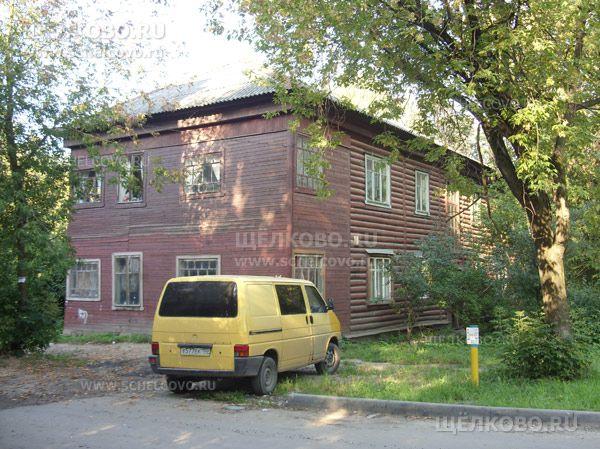 Фото г. Щелково, ул. Центральная, дом 10 - Щелково.ru