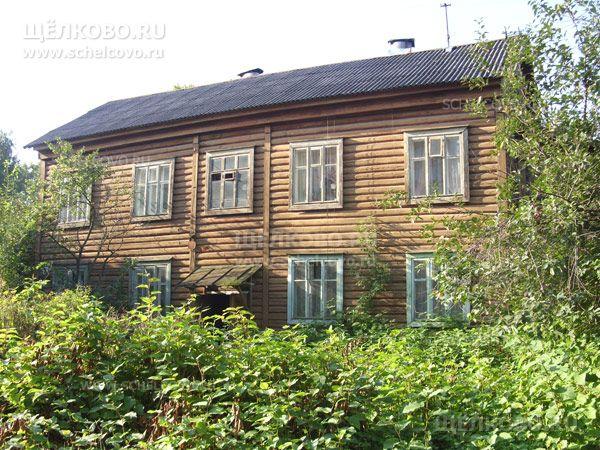 Фото г. Щелково, ул. Центральная, дом 16 - Щелково.ru