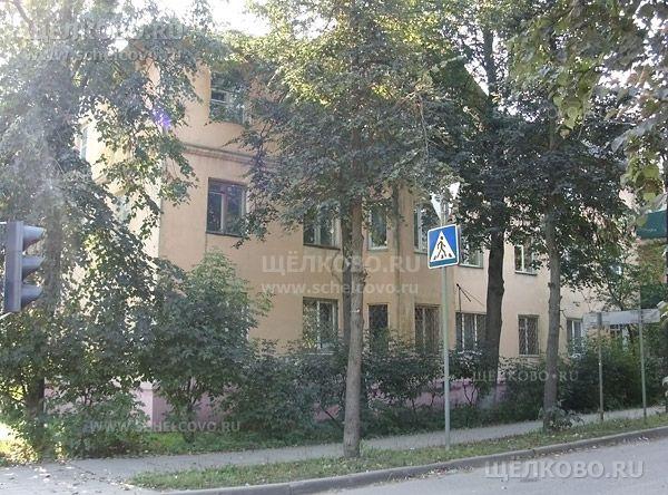 Фото г. Щелково, ул. Центральная, дом 42 (вид с улицы Пушкина) - Щелково.ru