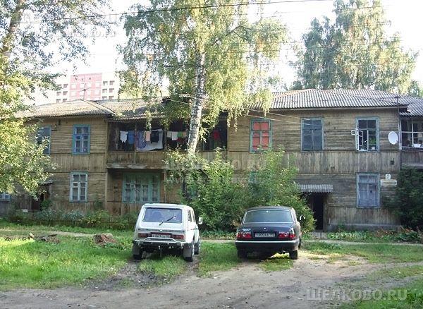 Фото дом 3 по улице Кооперативная г. Щелково - Щелково.ru