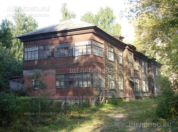 Фото г. Щелково, ул. Кооперативная, дом 8 - Щелково.ru