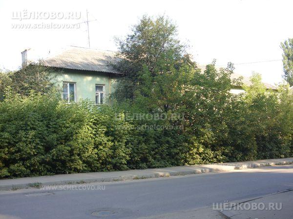 Фото г. Щелково, ул. Кооперативная, дом 21 (расположен на улице Иванова) - Щелково.ru