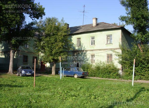 Фото г. Щелково, ул. Кооперативная, дом 25 - Щелково.ru