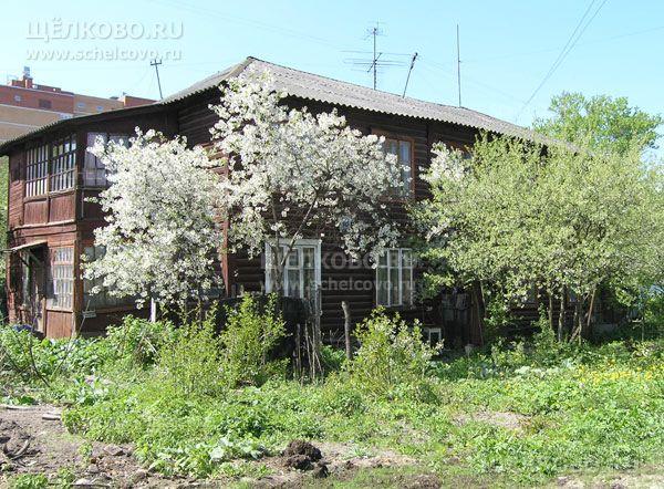 Фото г. Щелково, ул. Центральная, дом 18 - Щелково.ru