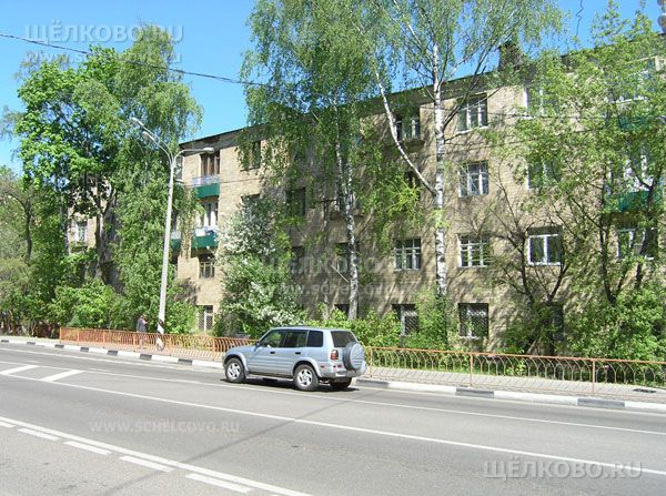 Фото г. Щелково, ул. Центральная, дом 37 - Щелково.ru
