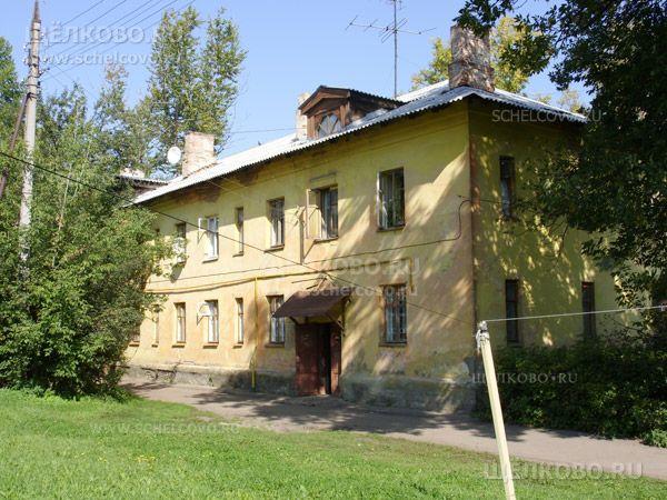 Фото г. Щелково, ул. Строителей, дом 15 - Щелково.ru