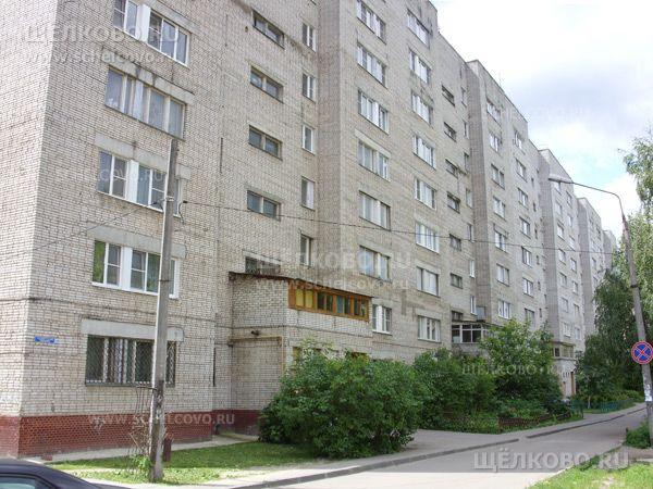 Фото г. Щелково, 1-й Советский переулок, дом 5а (вид со двора) - Щелково.ru