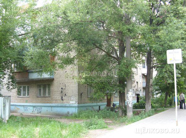 Фото г. Щелково, ул. Комарова, дом 13 (расположен вдоль улицы Центральная) - Щелково.ru