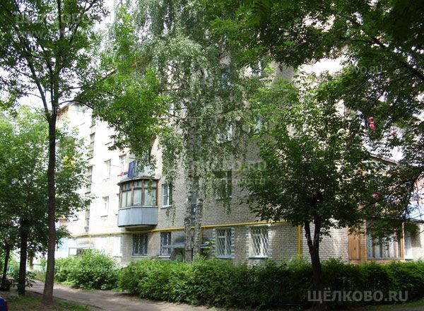 Фото г. Щелково, ул. Комарова, дом 13б - Щелково.ru