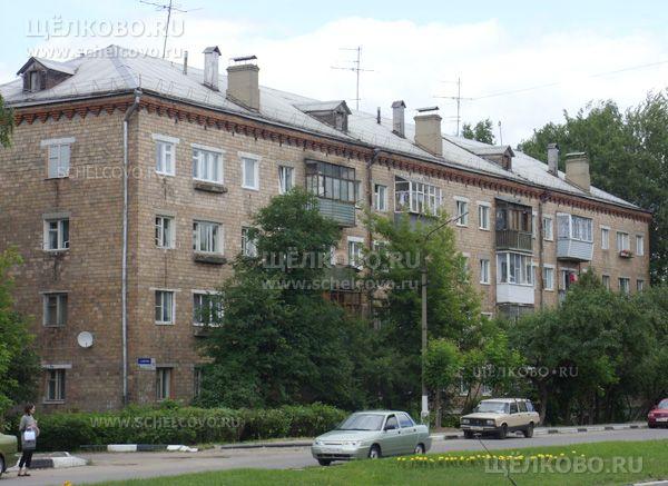 Фото дом 14 по улице Комарова г. Щелково - Щелково.ru
