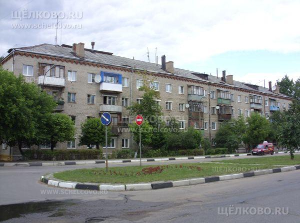 Фото дом 16 по улице Комарова г. Щелково - Щелково.ru