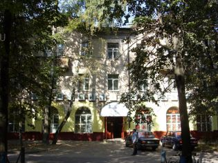 Щелково, улица Пушкина, 10