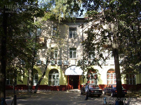 Фото г. Щелково, ул. Пушкина, дом 10 - Щелково.ru