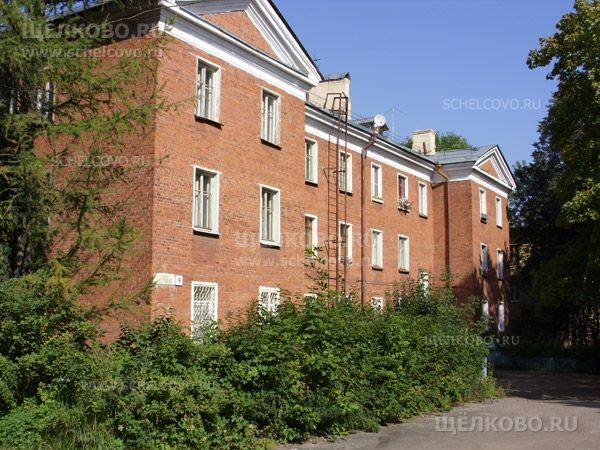 Фото г. Щелково, ул. Пушкина, дом 18 - Щелково.ru