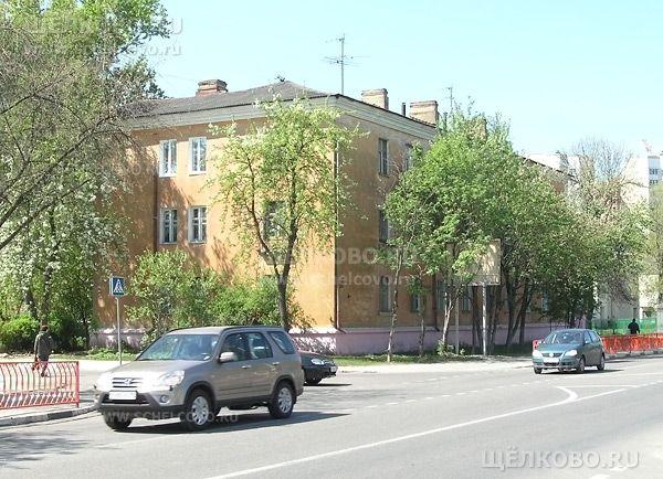 Фото г. Щелково, ул. Центральная, дом 84 - Щелково.ru