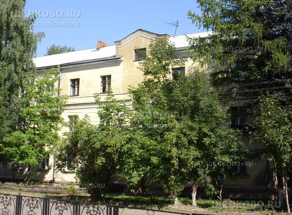 Фото г. Щелково, ул. Пушкина, дом 26 - Щелково.ru