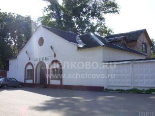 Щелково, улица Строителей, 1 (баня)