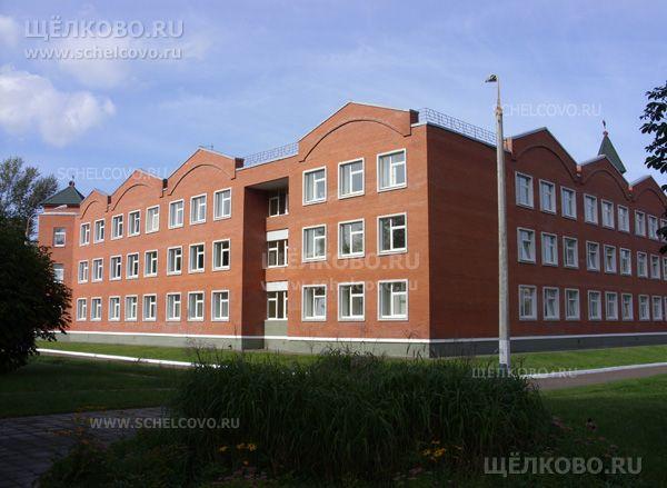 Фото школа № 4 г. Щелково (ул. Центральная, д.23) - Щелково.ru