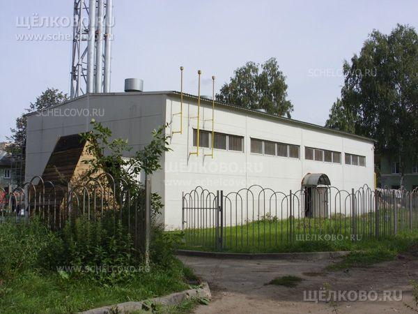 Фото г. Щелково, котельная во дворе между Гостиным переулком, д.6 и улицей Иванова, д.16 - Щелково.ru