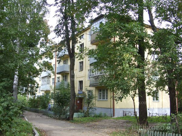 Фото г. Щелково, ул. Иванова, дом 11а - Щелково.ru