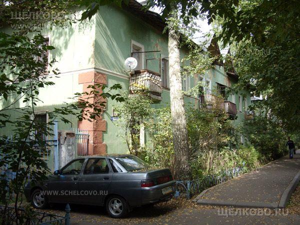 Фото г. Щелково, ул. Иванова, дом 12 - Щелково.ru