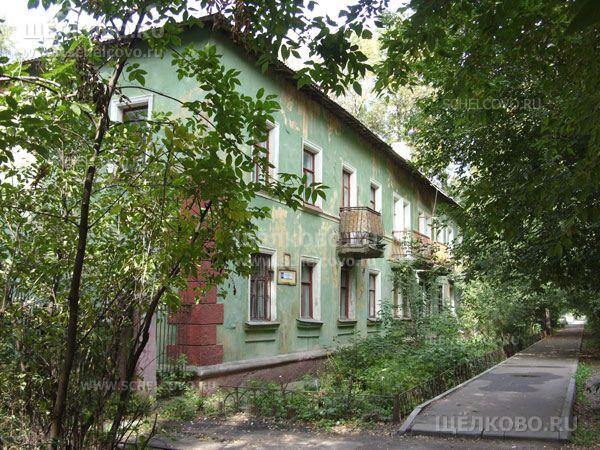 Фото г. Щелково, ул. Иванова, дом 14 - Щелково.ru