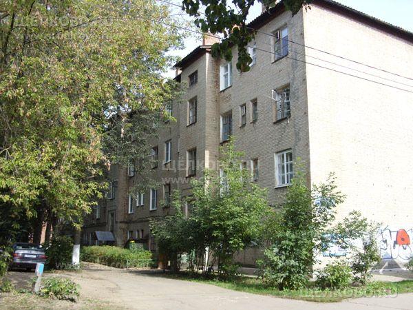 Фото г. Щелково, ул. Парковая, дом 10 (вид со двора) - Щелково.ru
