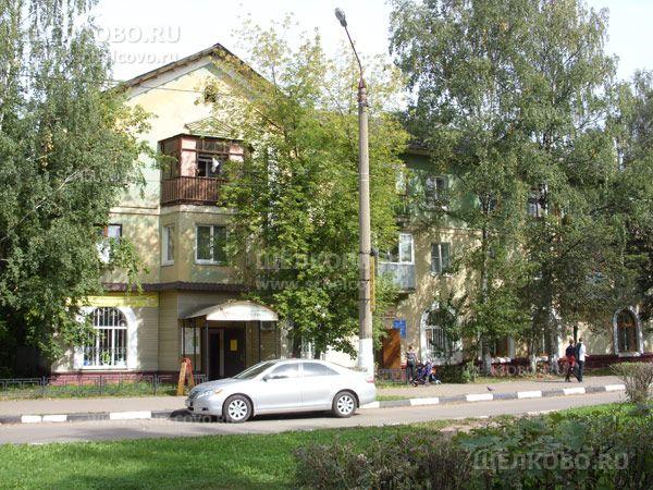 Фото г. Щелково, улица Парковая, дом 16 - Щелково.ru