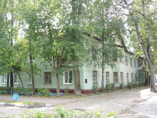Фото г. Щелково, ул. Парковая, дом 25 (на пересечении с Гостиным переулком) - Щелково.ru