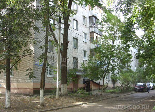 Фото г. Щелково, ул. Парковая, дом 27а (расположен в Гостином переулке) - Щелково.ru