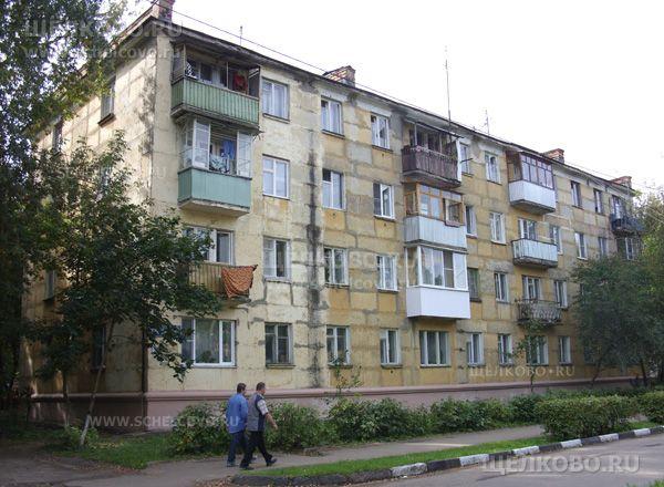 Фото г. Щелково, ул. Парковая, дом 33 - Щелково.ru
