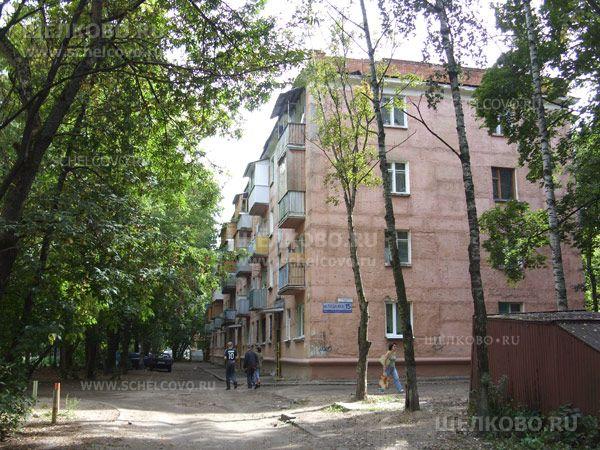 Фото г. Щелково, ул. Пушкина, дом 15 - Щелково.ru