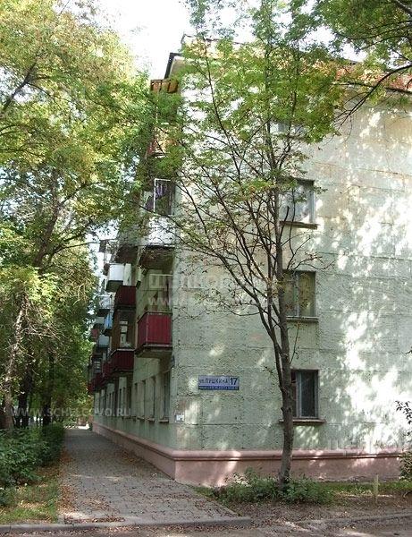 Фото г. Щелково, ул. Пушкина, дом 17 - Щелково.ru