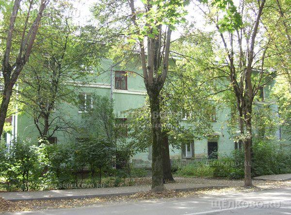 Фото г. Щелково, ул. Шмидта, дом 23 - Щелково.ru