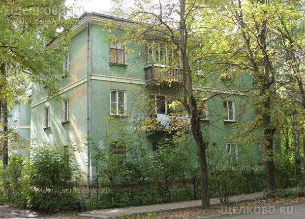 Фото г. Щелково, ул. Шмидта, дом 24 - Щелково.ru