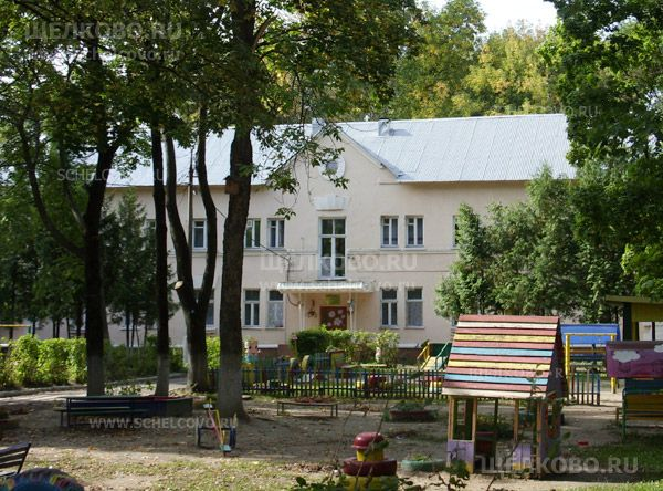Фото детский сад № 57 г. Щелково «Светлячок» (ул. Зубеева, д. 2) - Щелково.ru
