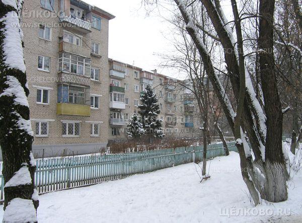 Фото г. Щелково, ул. Зубеева, дом 9 - Щелково.ru
