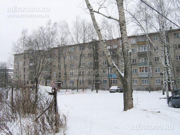 Фото г. Щелково, ул. Парковая, дом 11а - Щелково.ru