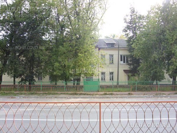 Фото здание призывного пункта военкомата г.Щелково (ул.Центральная, д.88) - Щелково.ru