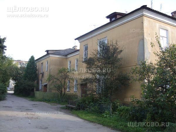 Фото г. Щелково, ул. Первомайская, дом 49 - Щелково.ru