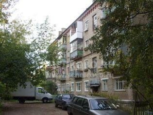 Щелково, улица Первомайская, 52