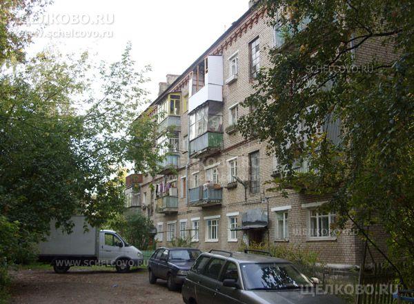 Фото г. Щелково, ул. Первомайская, дом 52 - Щелково.ru