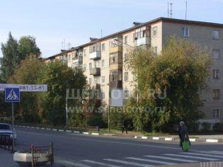 Адрес Щелково, ул. Комарова, 4 - 14 сентября 2009 г.