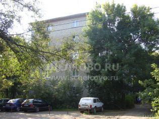 Адрес Щелково, ул. Парковая, 5а - 14 сентября 2009 г.