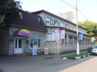 Щелково, ул. Парковая, 7 - 14 сентября 2009 г.